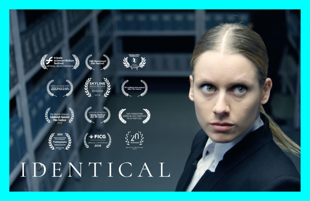 Ipdentical, cortometraje de Marco Huertas